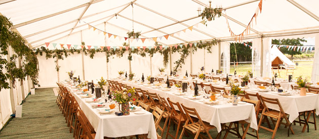 Select Your Outdoor Wedding Venue