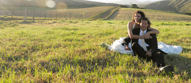 Weddings in the Free State Or Mpumalanga Provinces
