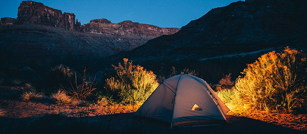 Why you should go camping