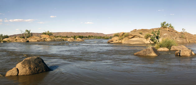 Visiting the Orange River? Here are some river rafting safety tips