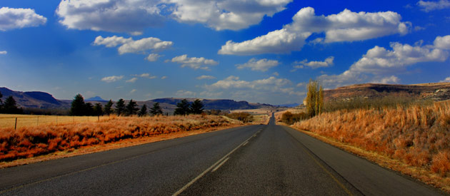 The best roadtrip roads in South Africa