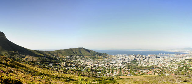 Mother City - Cape Town