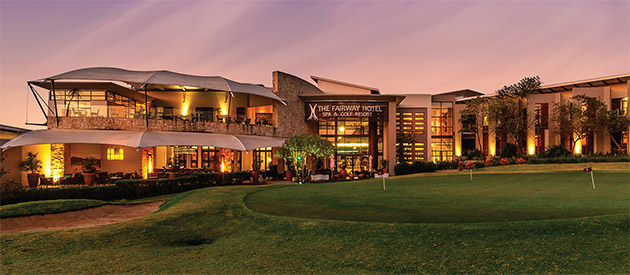 Do Joburg Golf Differently at the Fairway Hotel, Spa & Golf Resort