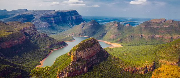 The best places to spend the festive season in South Africa