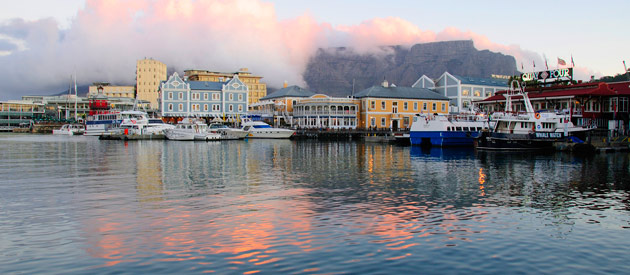 Places to see - Cape Town