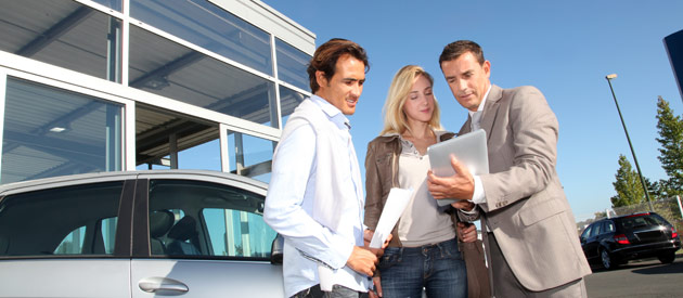 How to get approved for vehicle finance