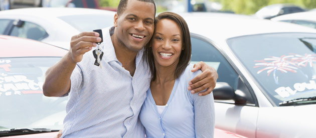 Why should you buy your first car at a dealership