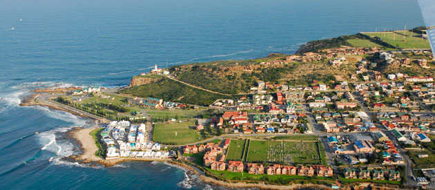 Holidays in Mossel Bay