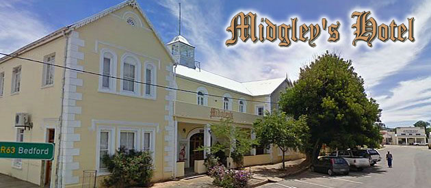 MIDGLEY'S HOTEL, ADELAIDE, EASTERN CAPE