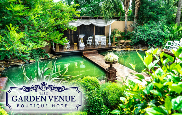 THE GARDEN VENUE BOUTIQUE HOTEL