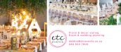 ETC EVENTS - DURBAN WEDDING & EVENT PLANNING