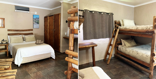 COUNTRY LODGE, UPINGTON