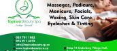 TAPIWA BEAUTY SPA, UNDERBERG, KZN