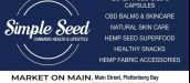 Simple Seed - Cannabis Health & Lifestyle Products