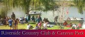 Riverside Country Club & Caravan Park, Kimberley (35 km)
