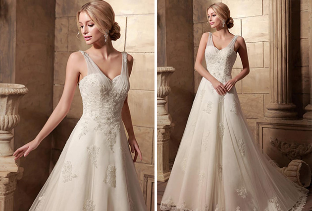 Wedding Dress Marriage Bride Dresses Gowns Hire