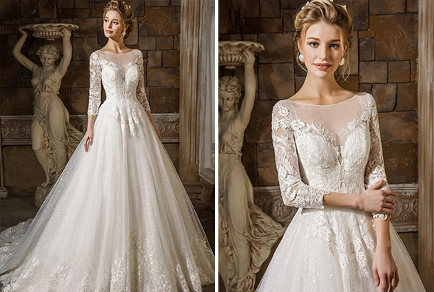 SPECIAL OCCASIONS WEDDING GOWNS AND EVENING WEAR