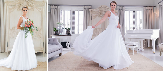 Richelles Wedding Dresses Businesses In South Africa