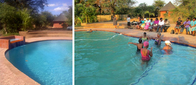 Copacopa lodge and conference centre businesses in south Linden public swimming pool johannesburg