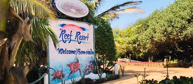 Aeroporto De Xai Xai : Reef resort businesses in south africa