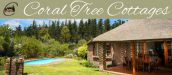 CORAL TREE COTTAGES, PLETTENBERG BAY (5km)