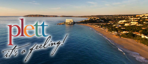 Official website of Plett Tourism for information on accommodation, restaurants, activities, festivals and events in Plettenberg Bay. Hotels, B&Bs, Guesthouses, restaurants, events, activities and things to do in Plett.