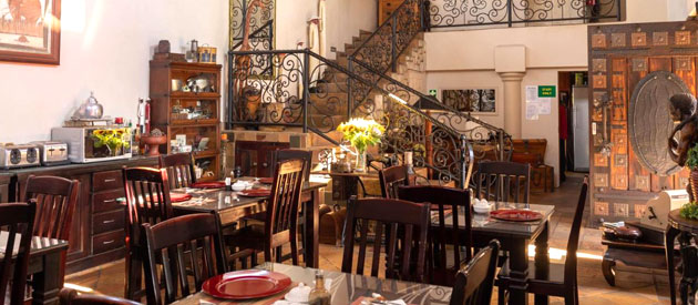 The Orion Guest House - Middelburg accommodation - Mpumalanga