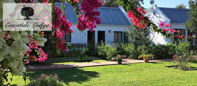 EVENTIDE LODGE, PLETTENBERG BAY