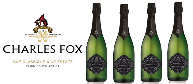 Charles Fox Cap Classique Wine Estate, Elgin www.south-africa-info.co.za