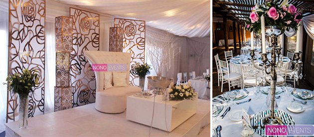His And Hers Wedding Chairs Lovingheartdesigns