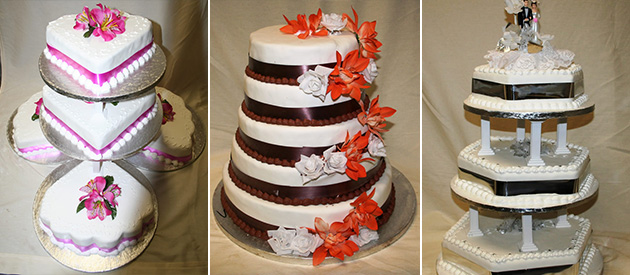 Types Of Wedding Cakes In Kenya