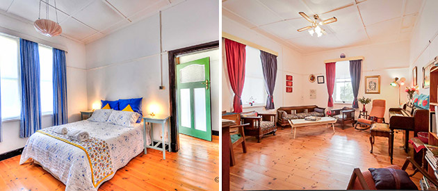 VillaSA - self-catering accommodation - Western Cape.