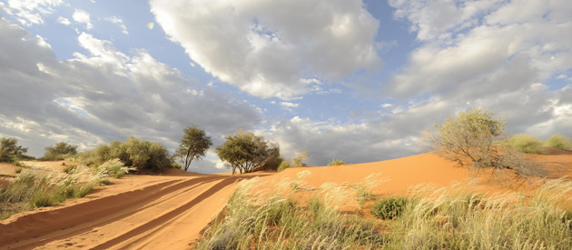 Askham, in the Northern Cape, South Africa