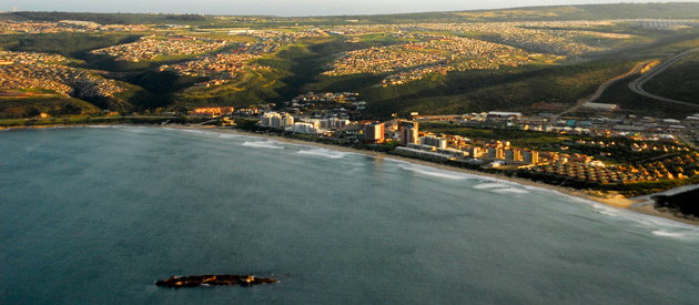 Hartenbos, in the Western Cape of South Africa