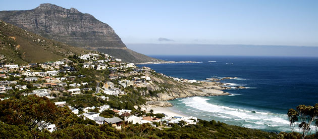 Cape Town Llandudno Travel Information