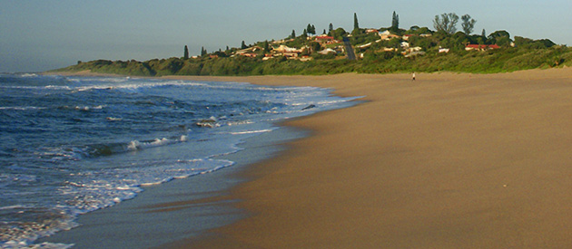 Port Shepstone is one of the largest towns of the KwaZulu Natal South Coast in South Africa