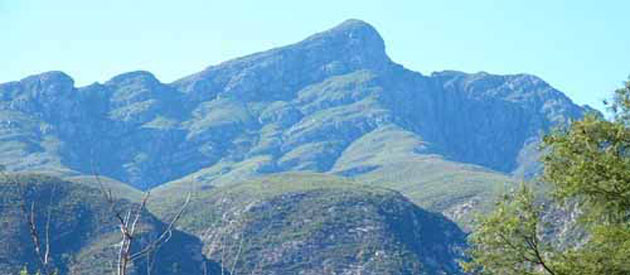 Baviaanskloof, in the Eastern Cape, South Africa