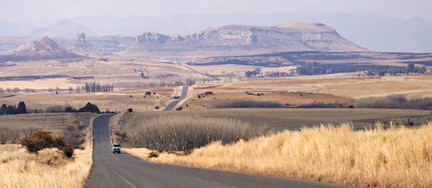 Welkom is South Africa's youngest city and is situated in the Lejweleputswa region of the Free State.