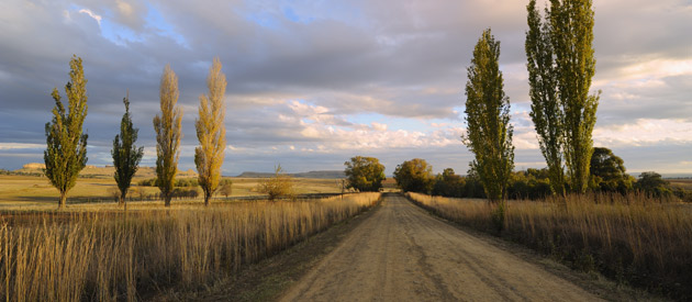 Clocolan, in the Free State, South Africa