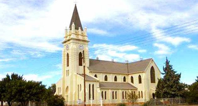 Britstown, in the Northern Cape, South Africa
