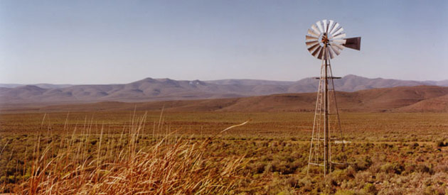Hutchinson, in the Northern Cape province of South Africa