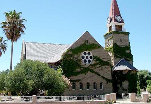 Loxton, in the Northern Cape, South Africa