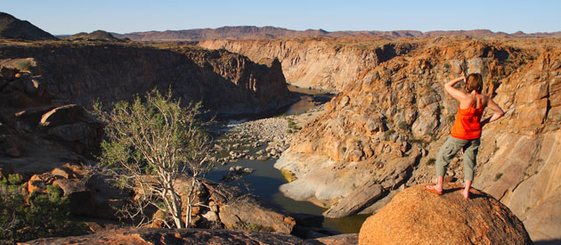 Kakamas, in the Northern Cape of South Africa
