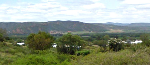 Patensie, in the Eastern Cape, South Africa