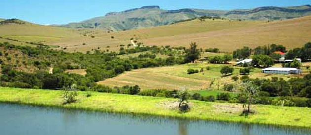 Adelaide in the Eastern Cape, South Africa