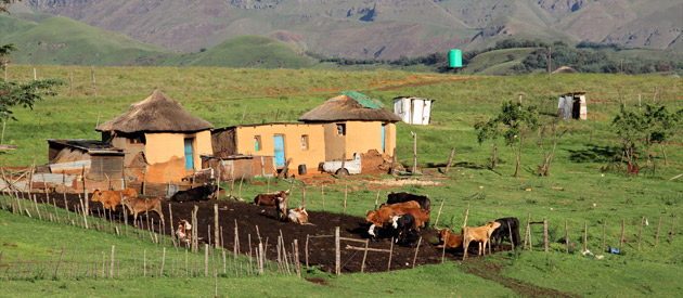 Haga Haga, in the Eastern Cape province of South Africa