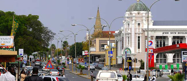 King William's Town, in the Eastern Cape province in South Africa