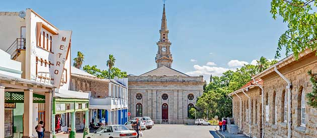 Cradock, in the Eastern Cape, South Africa