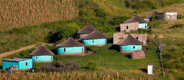 Flagstaff, in the Eastern Cape Province of South Africa.