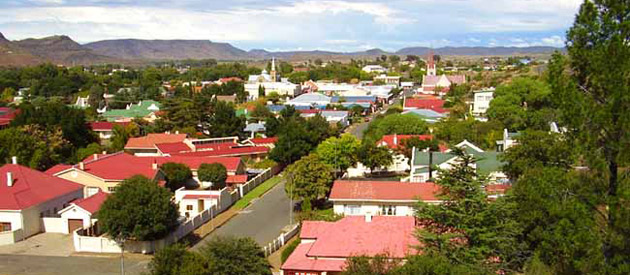 Aliwal North in the Eastern Cape, South Africa
